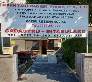 Contact infiintari firme Ploiesti Prahova